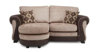 Belle 2 Seater Formal Back Lounger