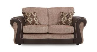 Belle Small 2 Seater Formal Back Sofa