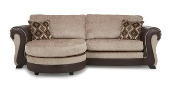 Belle 4 Seater Formal Back Lounger