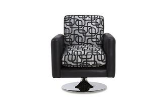 Pattern Swivel Chair Bellini