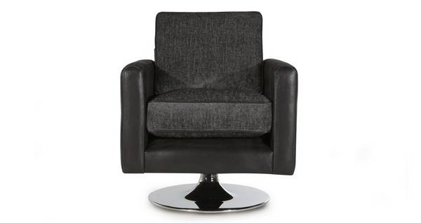 Bellini Plain Swivel Chair