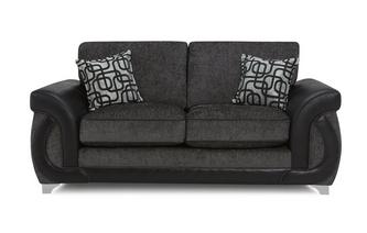 Bellini Large 2 Seater Formal Back Deluxe Sofa Bed Bellini