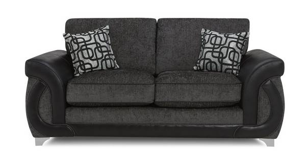 Bellini Large 2 Seater Formal Back Supreme Sofa Bed