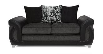 Bellini Large 2 Seater Pillow Back Supreme Sofa Bed