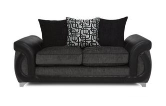 Large 2 Seater Pillow Back Supreme Sofa Bed Bellini