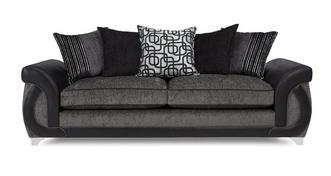 Bellini 4 Seater Pillow Back Sofa