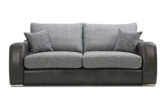 Formal Back 3 Seater Sofa Belmont