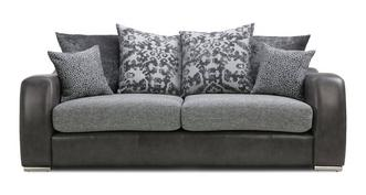 Belmont Pillow Back 3 Seater Sofa