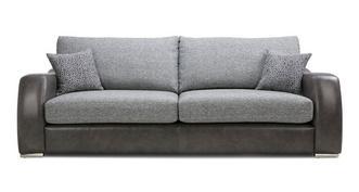 Belmont Formal Back 4 Seater Sofa