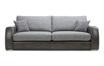 Formal Back 4 Seater Sofa Belmont
