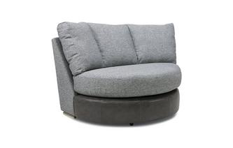 Formal Back Left Hand Facing Chaise End Unit