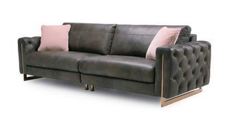 Belucci 4 Seater Sofa