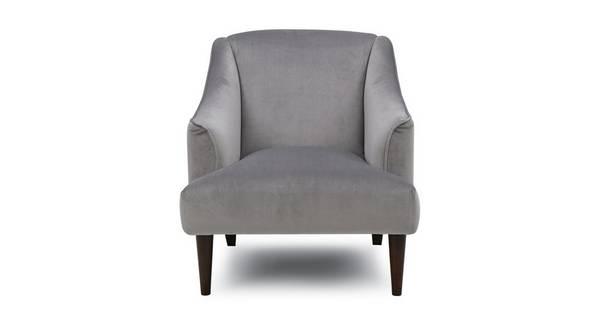 Beresford Velvet Accent Chair