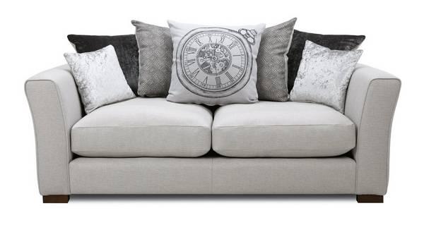 Beresford Pillow Back Small Sofa