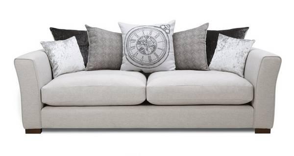 Beresford Pillow Back Large Sofa