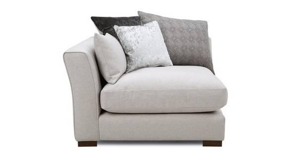 Beresford Pillow Back Left Hand Facing Arm 1 Seat Unit