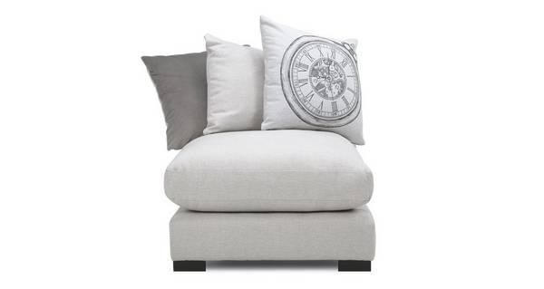 Beresford Pillow Back No Arm Unit