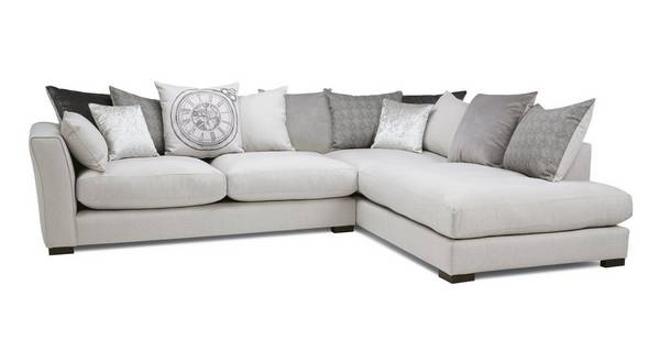 Beresford Pillow Back Left Hand Facing Arm Large Corner Group