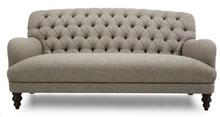 Berneray Traditional Fabric Sofa