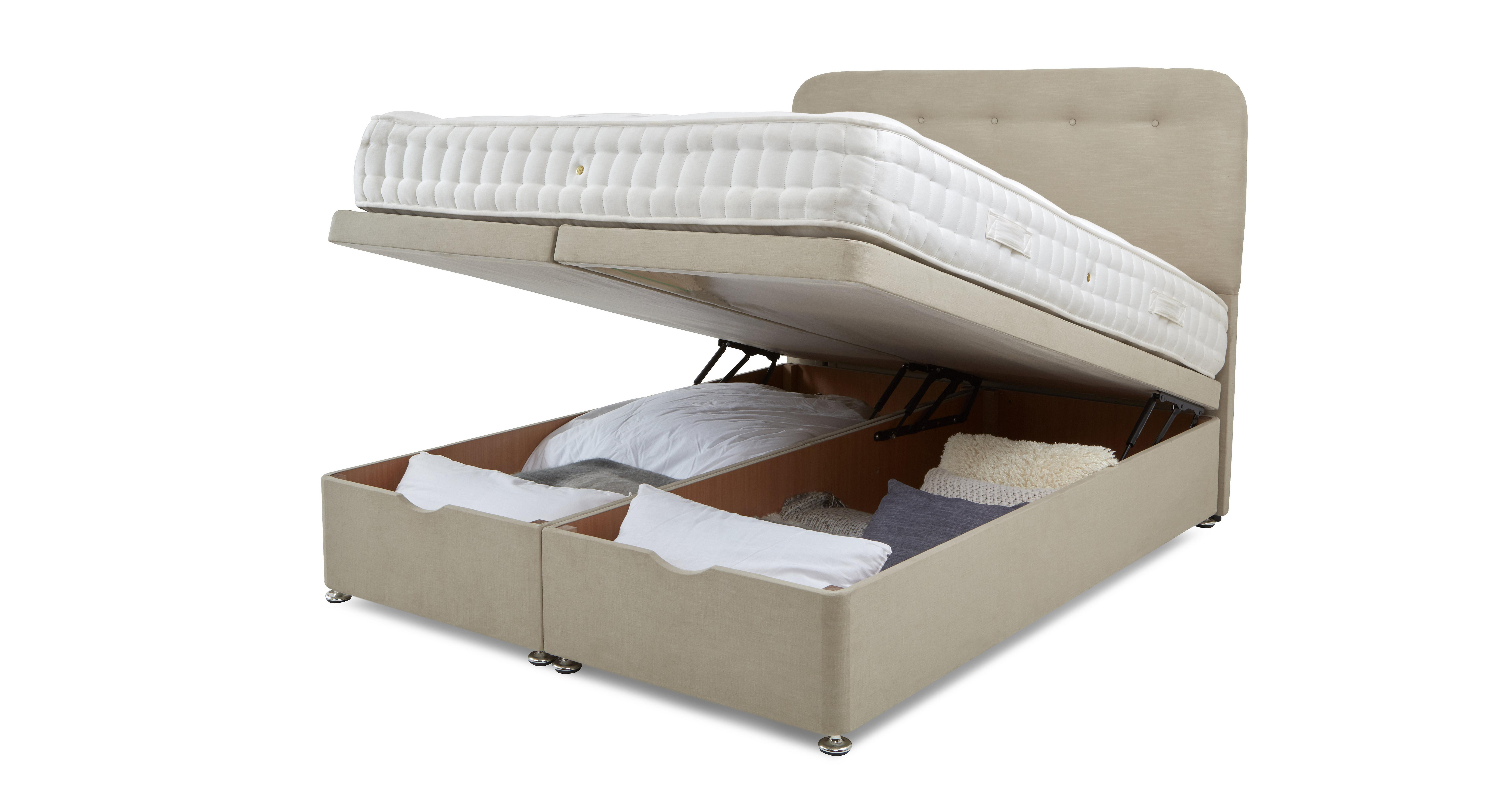 dream accent single ottoman beds open choice huge at lr makers bed sweet sweetdreammakers frames from