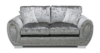 Bethany Formal Back 2 Seater Supreme Sofa Bed