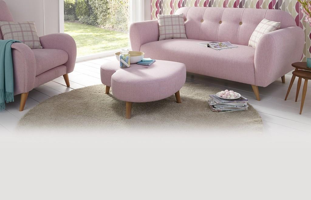 Betsy 3 Seater Sofa | DFS Ireland