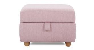 Betsy Storage Footstool