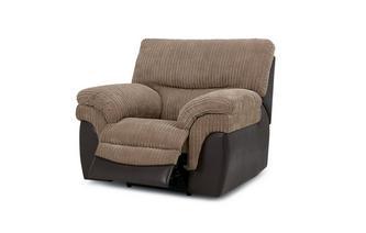 Elektrische recliner fauteuil Samson