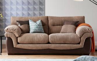 Bexley Large 2 Seater Sofa Bed Samson