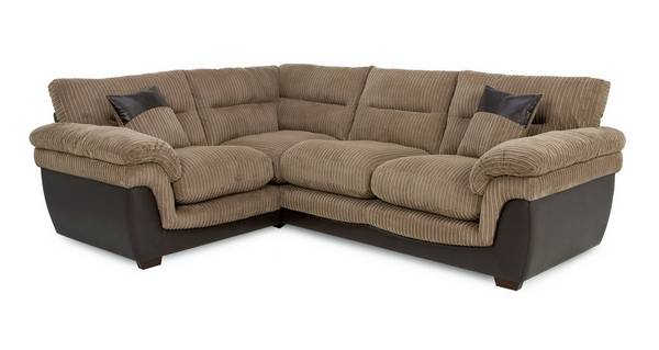 Bexley Right Hand Facing 2 Seater Corner Sofa