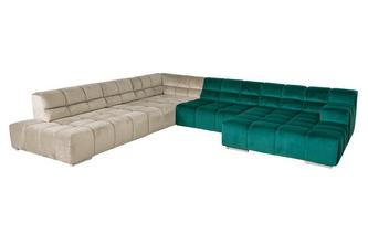Right Hand Facing Chaise Open End Corner