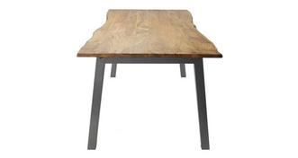 Biri Vaste tafel 180cm