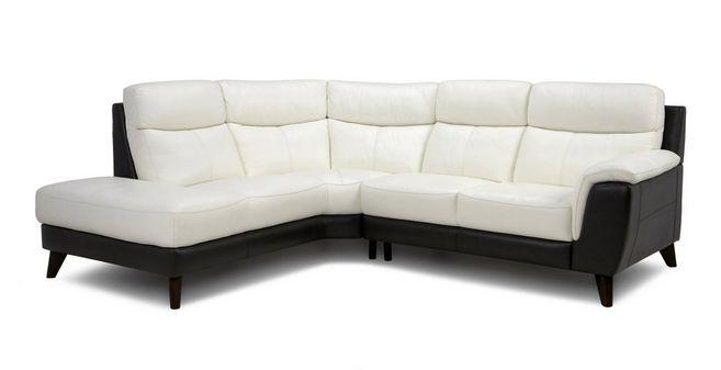 Blaine: Option E Right Hand Facing Arm 2 Piece Corner Sofa