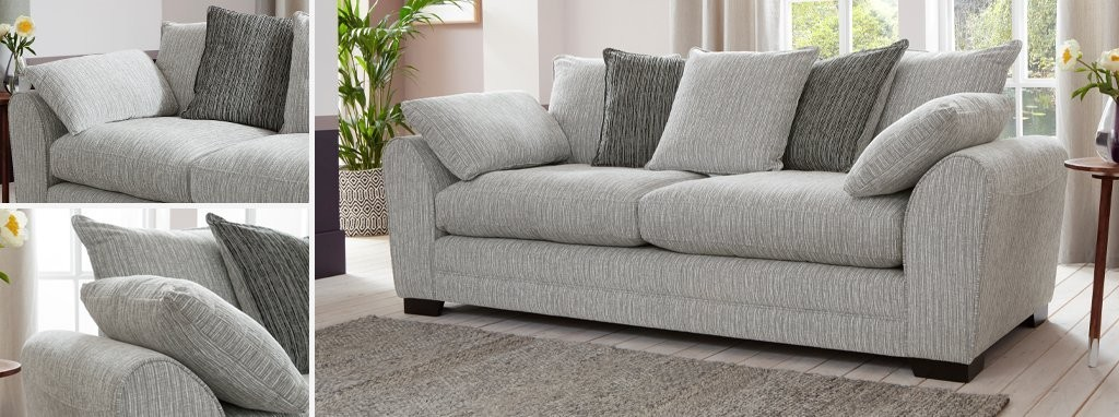 e58baf19a46b Blakely Pillow Back Left Hand Facing Arm Open End Corner Sofa Boston ...