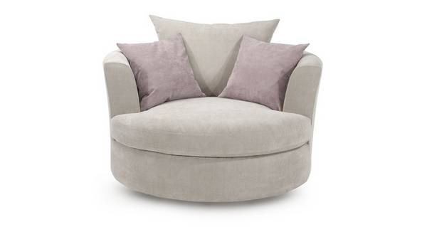 Blanche Large Swivel Chair