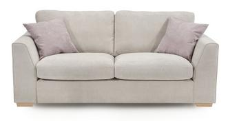 Blanche 3 Seater Deluxe Sofa Bed