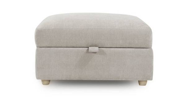 Blanche Large Storage Footstool