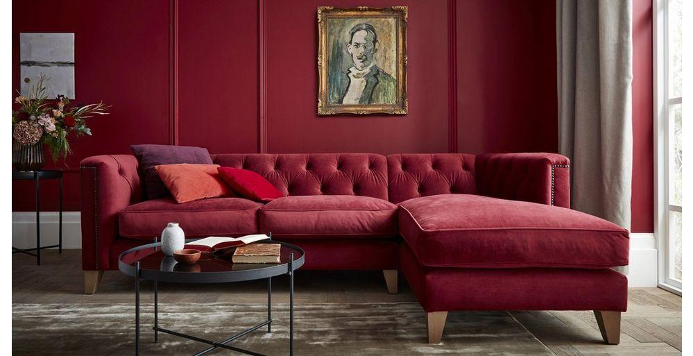 Угловой диван Blenheim