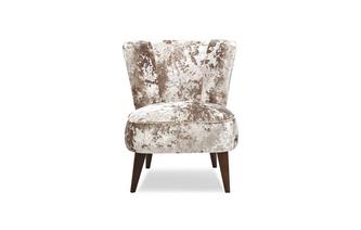 Boutique Accent Chair Bling