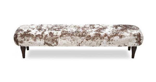 Bling Long Bench Stool