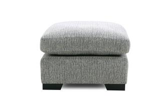 Square Footstool Bohemian