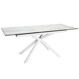 Extending 4-6 Seater Rectangular Dining Table