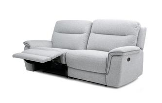 3 Seater Power Plus Recliner Sofa
