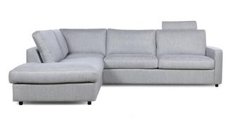 Borneo Option K RHF Arm Open End 2.5 Seater Sofa