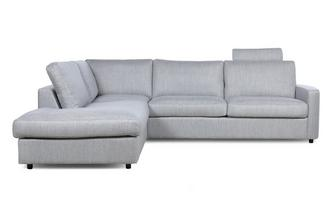 Option K RHF Arm Open End 2.5 Seater Sofa Odense