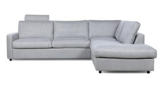 Borneo Option L LHF Arm Open Ebd 2.5 Seater Sofa