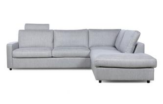 Option L LHF Arm Open Ebd 2.5 Seater Sofa Odense