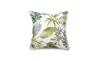 Pattern Large Scatter Cushion Botanic Leaf