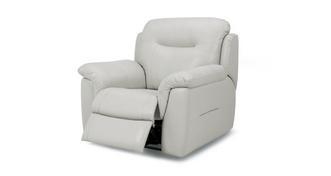 Bourne Handbediende recliner stoel