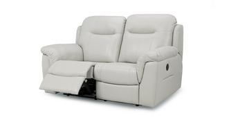 Bourne 2-zitter handbediende recliner